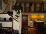 Kitchen/Loft area